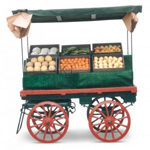 Traditional Fruit & Veg Barrow Market Stall