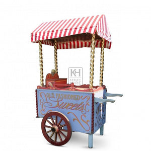 Hire old fashioned sweet cart candy market stall