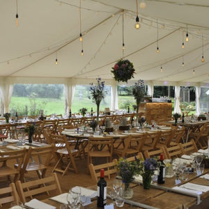 Furniture hire and equipment rentals - Abbas Marquees Lighting 5