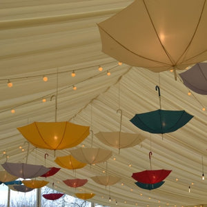 Furniture hire and equipment rentals - Abbas Marquees Lighting 7