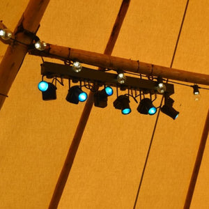 Furniture hire and equipment rentals - Abbas Marquees Lighting 8