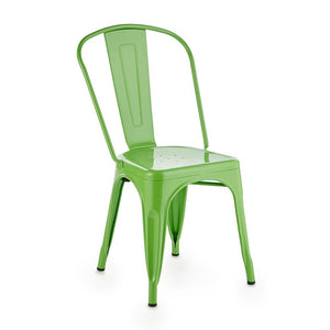Furniture hire and equipment rentals - Lime Green Cafe Culture Chair