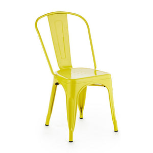 Furniture hire and equipment rentals - Yellow Cafe Culture Chair