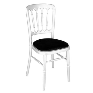 Furniture hire and equipment rentals - Silver Banqueting Chair (1214286954532)