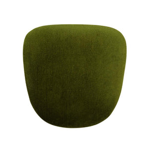 Furniture hire and equipment rentals - Forest Green Seat Pad for Tolix Style Chair