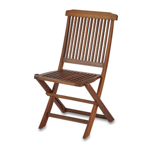 Furniture hire and equipment rentals - Slat Wood Chair