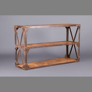 Furniture hire and equipment rentals - Industrial Console Table
