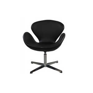 Furniture hire and equipment rentals - Black Swivel Chair (1218675146788)