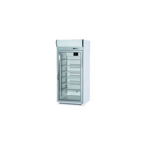 Furniture hire and equipment rentals - Tall Single Door Glass Front Fridge (1218674950180)
