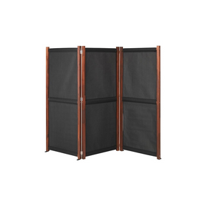 Furniture hire and equipment rentals - Privacy Screen Black