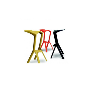 Furniture hire and equipment rentals - Coloured Lightweight Bar Stool