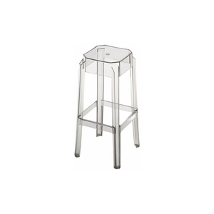 Furniture hire and equipment rentals - Transparent Ghost Stool (1218675212324)