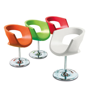 Furniture hire and equipment rentals - Bisou Swivel Chair Various Colours