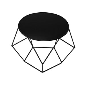 Furniture hire and equipment rentals - Satin Coffee Table Black