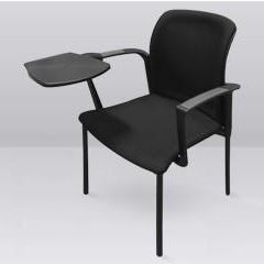 Hire chair college style Portugal with writing pad