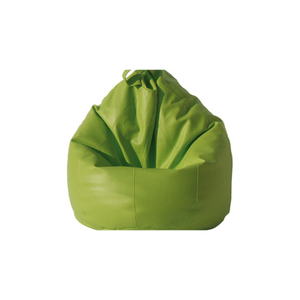 Furniture hire Portugal green bean bag (1496247566372)