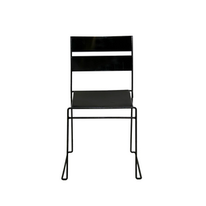 Black hire chair for events Portugal Lisbon