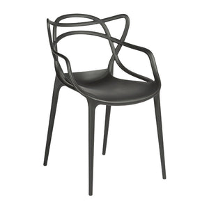 Event chair hire Kartell Masters black
