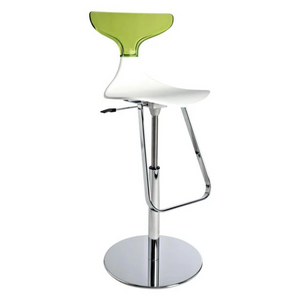 Event hire furniture France green bar stool (4104674574372)