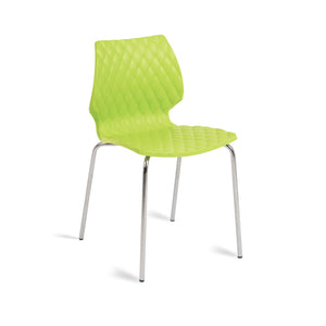 Furniture hire and equipment rentals - Honeycomb Chair Lime Green