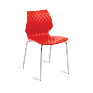 Furniture hire and equipment rentals - Honeycomb Chair Red