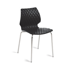 Furniture hire and equipment rentals - Honeycomb Chair Black (832172392484)