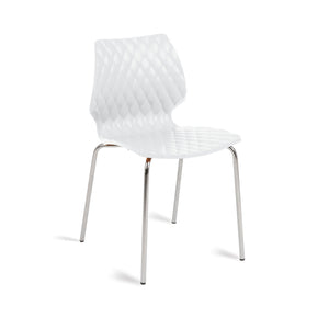 Furniture hire and equipment rentals - Honeycomb Chair White (832170590244)