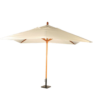 Furniture hire and equipment rentals - Louisiana Parasol Beige