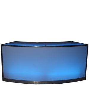 Furniture hire and equipment rentals - Artifice Bar 80cm x 250cm x 110cm H