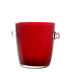 Furniture hire and equipment rentals - Red Champagne Ice Bucket