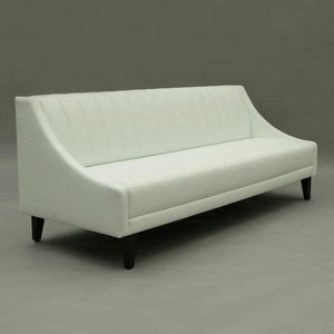 Luxury hire sofa white UK