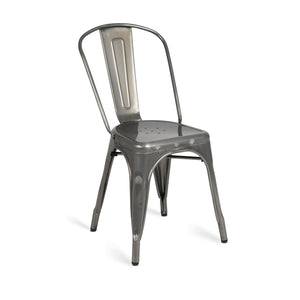 Furniture hire and equipment rentals - Tolix Chair Grey (832175538212)