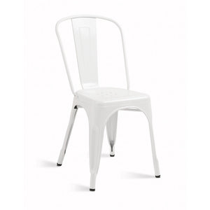 Furniture hire and equipment rentals - Tolix Chair White (832180387876)