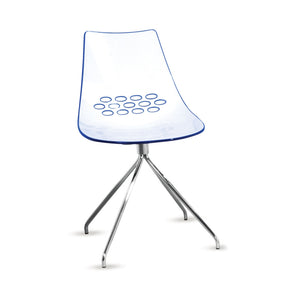 Furniture hire and equipment rentals - Tajo Chair Blue