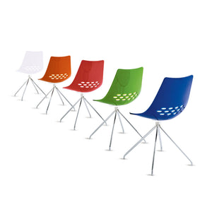Furniture hire and equipment rentals - Tajo Chair Orange