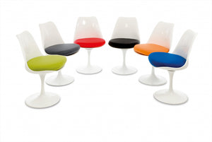 Furniture hire and equipment rentals - Tulip Chair Multiple Colours (835443621924)