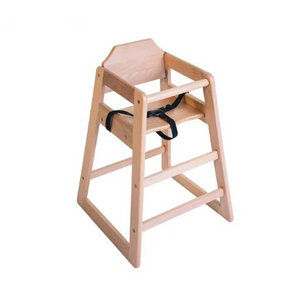 Children's high chair for rent for parties, weddings and festivals