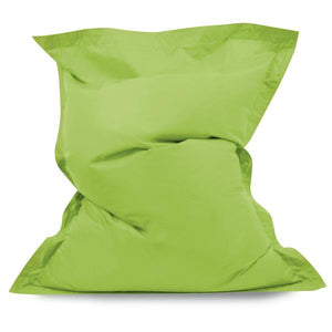 Giant green beanbag hire Ireland