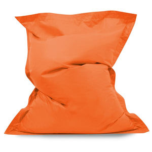 Giant orange beanbag hire Ireland