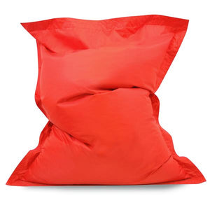 Giant red beanbag hire Ireland