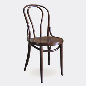 Event hire  Ireland French Bistro Chair Bentwood Brown Cafe Style (1424675340324)