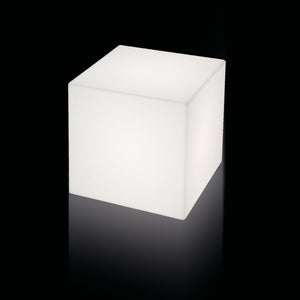 Furniture hire and equipment rentals - Sunny Stool Illuminated Cube (839375355940)