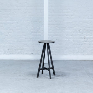 Furniture hire and equipment rentals - Disco Stool Olive (1200460365860)