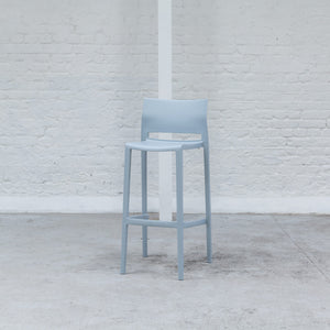 Furniture hire and equipment rentals - Hula Stool Grey