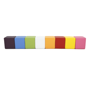 Furniture hire and equipment rentals - Cube Stool Lounge Seats