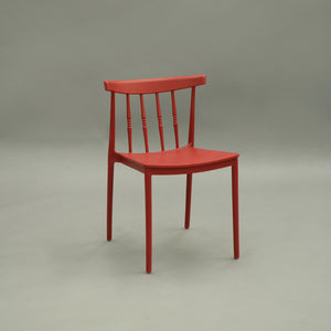Furniture hire and equipment rentals - South Side Red Chair (1230889943076)