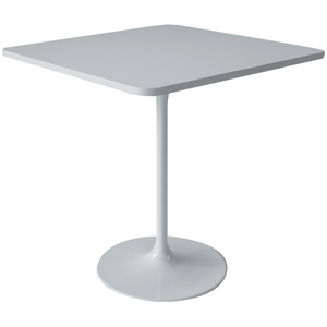 Furniture hire and equipment rentals - Fleur Square Table White