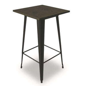 Furniture hire and equipment rentals - Tolix Vintage Bar Table