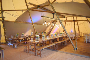 Tipi hire UK London and South East Event Tent Festivals