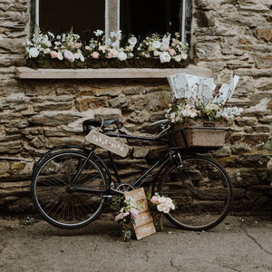 Furniture hire and equipment rentals - Vintage Bicycle
